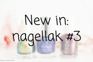 New in: nagellak