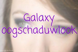 Galaxy oogschaduwlook