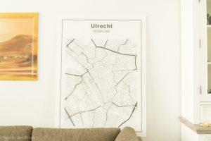 MEGA Stadskaart