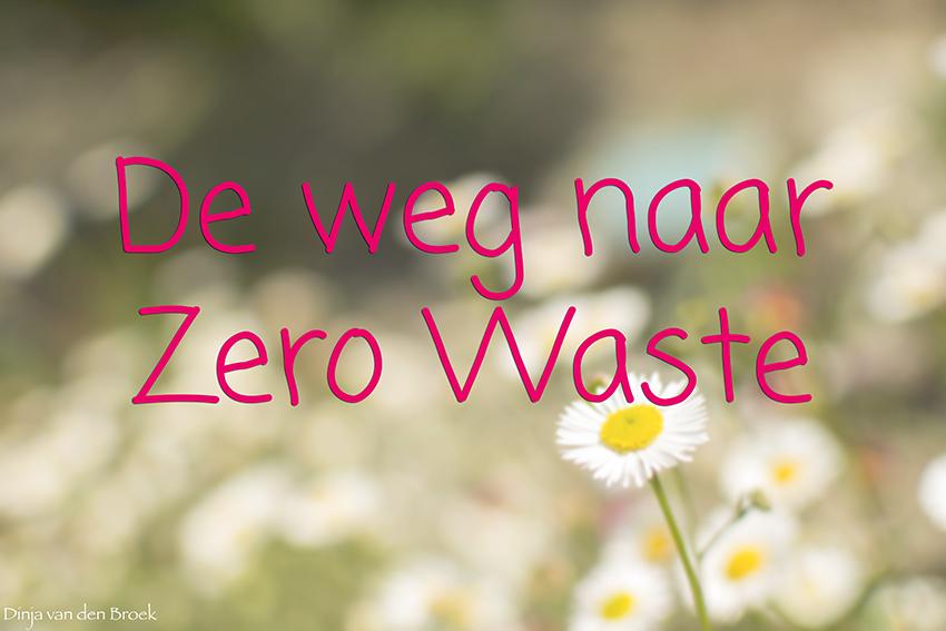 De weg naar Zero Waste